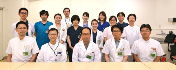 産婦人科一般診療 (関連病院での勤務)