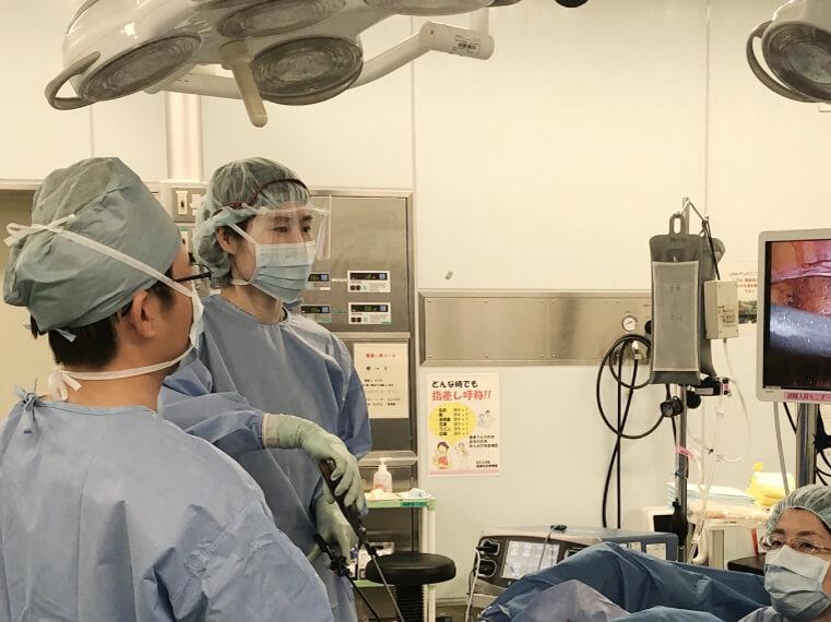 大学病院or関連病院→専門医試験!専門医取得!