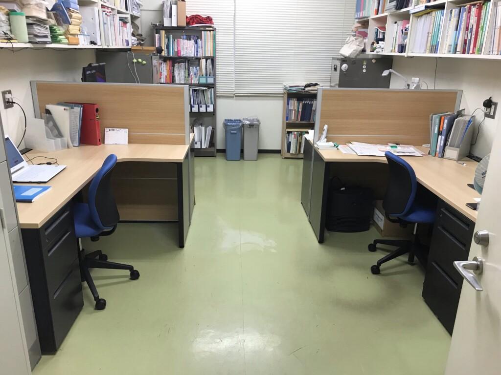 教員研究室